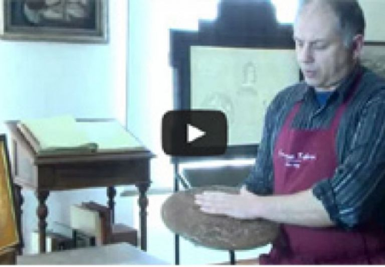 Marche TV. The Historical Archive of Miliani Fabriano Paper Mills - The papermaker