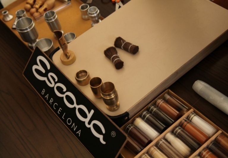 Fabriano InWatercolour 2015 - Escoda, manufacturer of brushes