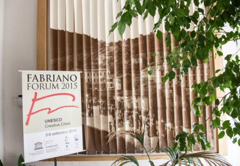 Fabriano Forum UNESCO 2015