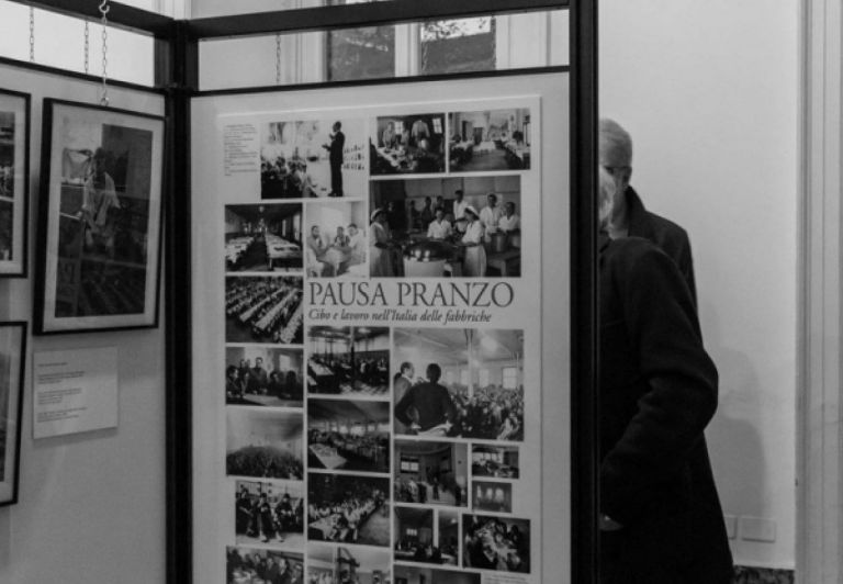 Inauguration exhibition (ph Lorenzo Bigatti)