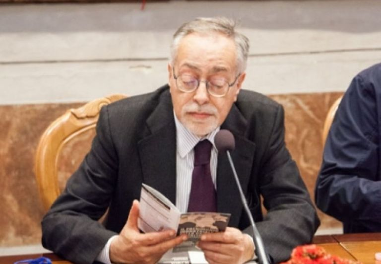 Prof. Renato Covino, University of Perugia - President of the 2nd Session of the Conference