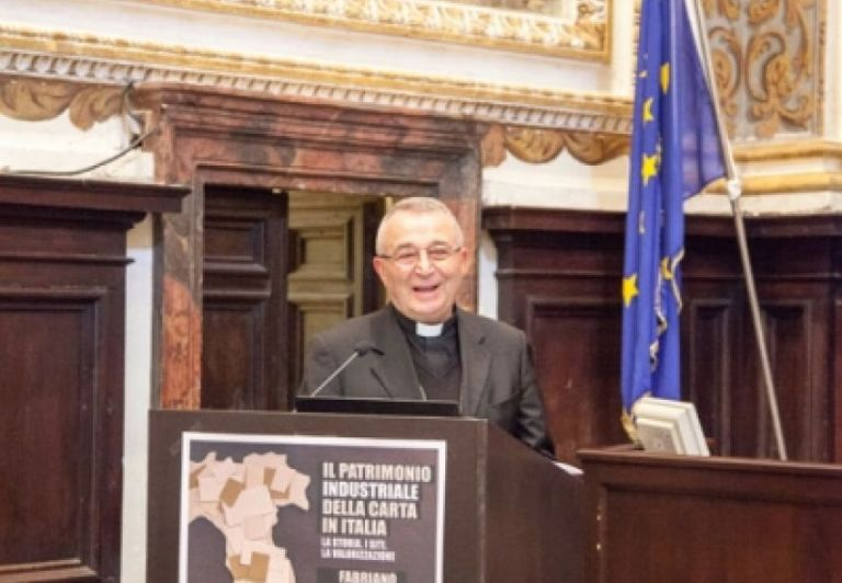 Mons. Giancarlo Vecerrica - Greeting by the Authorities