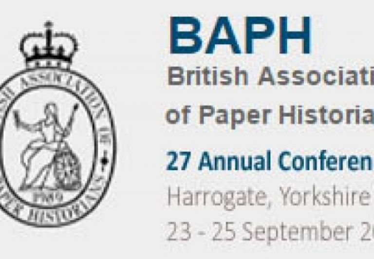 27° BAPH Annual Conference (UK)