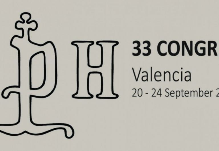 33th IPH Congress 2016, Valencia (Spain)