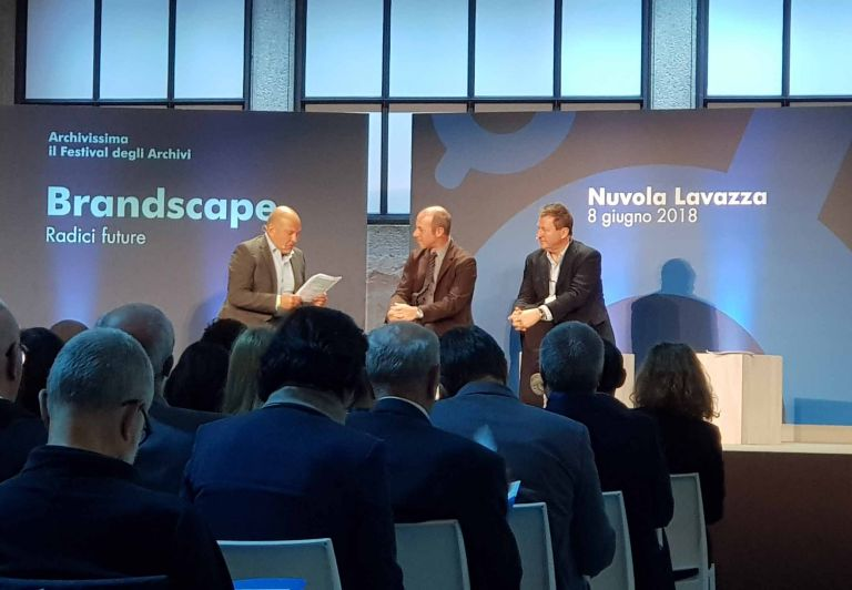 "LAVAZZA conference - ""Brandscape - Radici Future"" (8th of June 2018)"