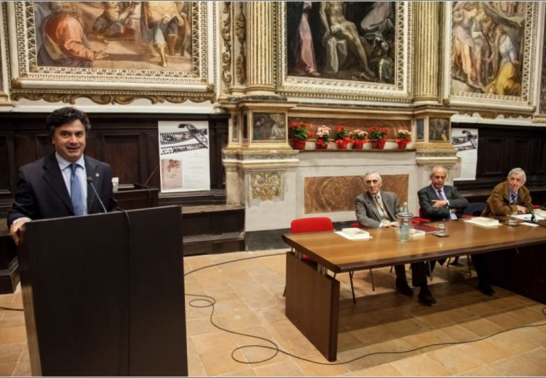 Greeting of Rector of the Camerino University F. Corradini